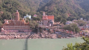 Rishikesh, India.
