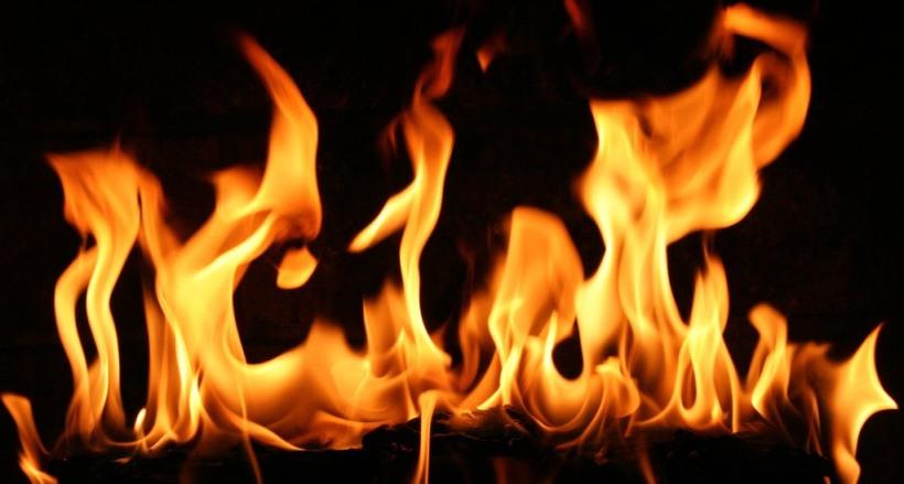 Agni fire...