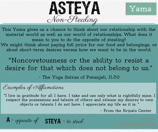 asteya