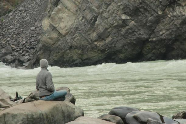 by  the  Ganga